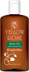 Yellow Rose Body Oil Hesperides 200ml