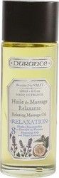 Durance Relaxation Massage Oil 120ml