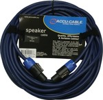 Accu-Cable Cable Speakon male - Speakon male 15m (AC-SP2-2.5/15)