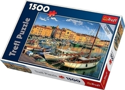 Old Port in Saint Tropez 1500pcs (26130) Trefl