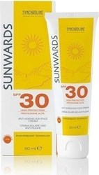 Synchroline Sunwards Anti-Ageing Sun Face Cream SPF30 50ml