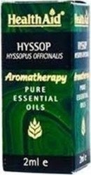 Health Aid Aromatherapy Hyssop Oil 2ml