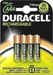 Duracell StayCharged AAA 750mAh (4τμχ)