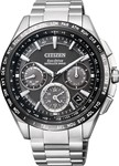 Citizen Eco Drive Attesa Satellite Wave World