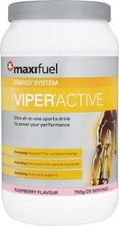 Maximuscle Viper Active 750gr Raspberry