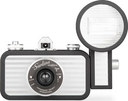 Lomography La Sardina & Flash Splendour
