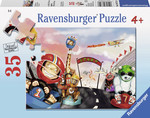 Go Monkey Go 35pcs (08751) Ravensburger