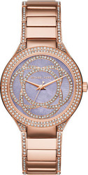 Michael Kors Kerry Mother-Of-Pearl And Gold-Tone MK3482