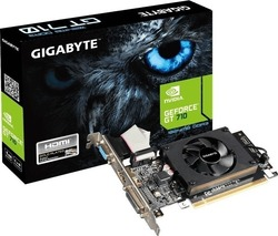 Gigabyte GeForce GT710 1GB (GV-N710D3-1GL)