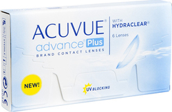 Acuvue Advance Plus Δεκαπενθήμεροι 6pack