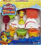 Hasbro Play Doh Town Mini Οχήματα