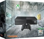 Microsoft Xbox One 1TB & Tom Clancy The Division