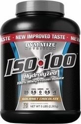 Dymatize ISO 100 2263gr Σοκολάτα