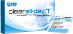 Clearlab Clearall-Day T Μηνιαίοι 6pack