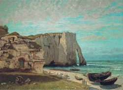 Courbet: Costa Di Etrat 1000pcs (16001) Ricordi