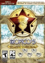 Tropico 5 (Complete Collection) PC