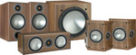Monitor Audio Bronze 2AV10 Walnut 5.1
