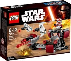Lego Galactic Empire Battle Pack 75134