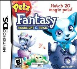 Petz Fantasy Moonlight Magic DS