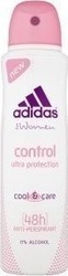 Adidas Control Ultra Protection Woman 48h Anti-Perspirant 150ml