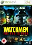 Watchmen The End is Nigh Parts 1 and 2 XBOX 360