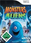 Monsters vs Aliens Wii
