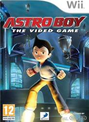 Astro Boy The Video Game Wii