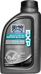 Bel-Ray EXP Synthetic Ester Blend 4T 10W-30 1lt