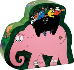 Barbapapa On Safari 36pcs (2205) Barbo Toys