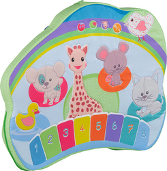 Vulli Sophie the Giraffe Touch & Play Board