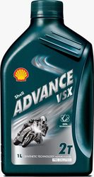 Shell Advance VSX 2T 1lt