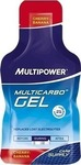 Multipower Multicarbo Energy Gel 40gr Cherry - Banana