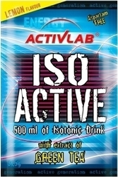 ActivLab Iso Activ 31.5gr Lemon/Green Tea