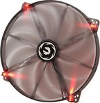BitFenix Spectre LED 200mm Red
