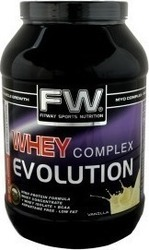 Fitway Whey Complex Evolution 2000gr Σοκολάτα