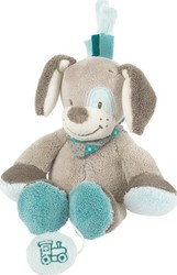 Nattou Gaston & Cyril: Small Musical Cyril The Dog 18cm