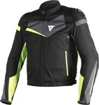 Dainese Veloster Tex Black/Ebony/Fluo Yellow