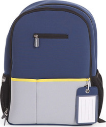 Childwood Neoprene Navy Blue Backpack