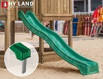 Hy-land Hy-Slide Green
