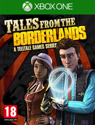 Tales from the Borderlands A Telltale Game Series XBOX ONE