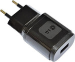 LG USB Wall Adapter Μαύρο (MCS-04ED) (Bulk)