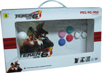 BlazePro Tekken 6 Fighting Stick Arcade Style