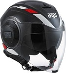 AGV Fluid Equalizer Black/Grey