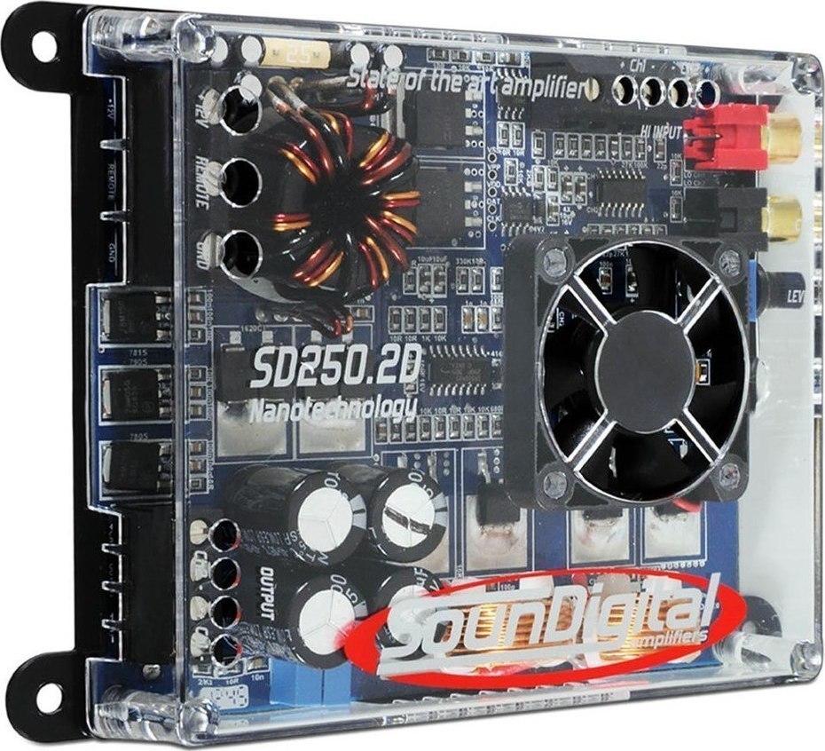 SounDigital SD-250 2D Nano