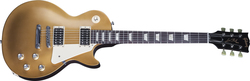 Gibson Les Paul 50s Tribute 2016 T Satin Gold Top Dark Back