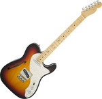 Fender American Elite Telecaster Thinline 3-Color Sunburst