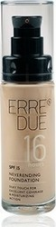 Erre Due Neverending Foundation 16H SPF15 06 30ml
