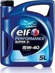 Elf Performance Super D 15W-40 5lt