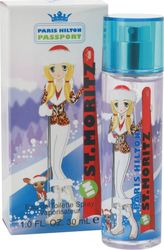Paris Hilton Passport St. Moritz Eau de Toilette 30ml