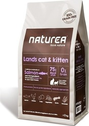 Naturea Lands Cat & Kitten 0.35kg